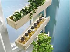 kräutergarten küche selber machen kr 228 utergarten zu hause kleines regal zum selber bauen