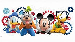 Cartoon Mickey Mouse Clipart Clubhouse Desktop Backgrounds