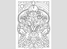 Coloring page Magician   img 18811.