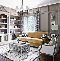 nate berkus presents a rich color palette of blue gold and coral in the home of iyanla vanzant