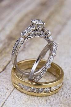 30 vintage wedding rings for brides who love classic oh
