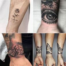 75 best wrist tattoos for men cool design ideas 2020 guide