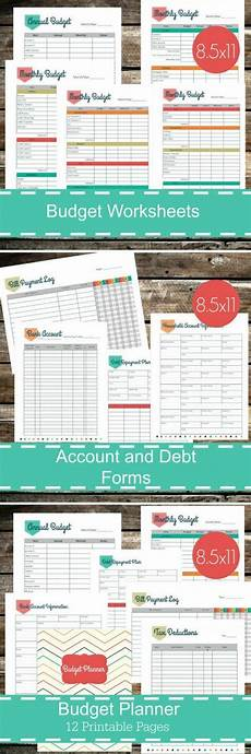 money worksheets 2295 these downloadable printable budgets will help me get my finances organized budgeting