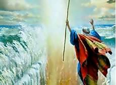 Doa Nabi Musa Membelah Lautan Merah Dahsyat