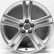 toyota corolla 2013 rims 17 quot painted silver rim by jte wheels for 2009 2013 toyota