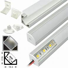 aluminium extrusion profile housing corner mount for