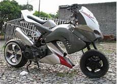 Skywave Modif by Best Highlight Otomotif Modifikasi Motor Suzuki Skywave