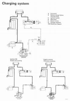 Car Alternator Circuit Electrical Wiring Diagram