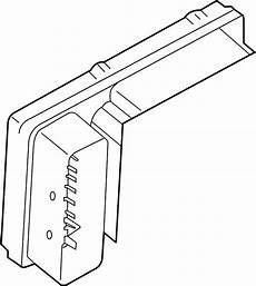 repair anti lock braking 2004 chrysler pacifica lane departure warning chrysler pacifica abs control module abs control module anti lock brakes 5175522ac