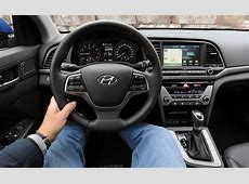 2017 Hyundai Elantra   Out with the old, In with the new