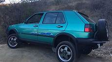 For 12 500 Would This 1990 Vw Golf Country Syncro