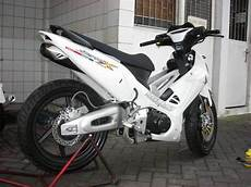 Supra X 125 Modif Trail by Modifikasi Supra X 125 Fi Road Race Racing Thailook