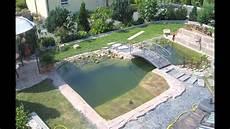 schwimmteich selber bauen markus schwimmteich lautertal 2012