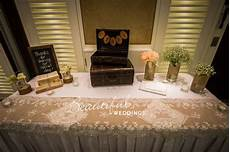 gift table beautiful weddings