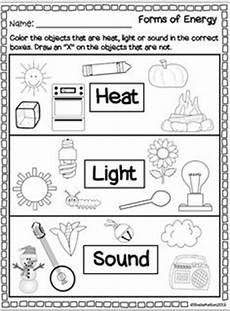 types of energy worksheet 14 best images of types of energy worksheet elementary