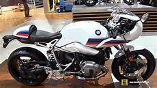 2017 Bmw R Nine T Racer Walkaround Debut At 2016 Eicma