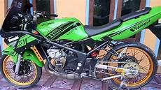 Rr Modif by Modif Kawasaki Rr Standar