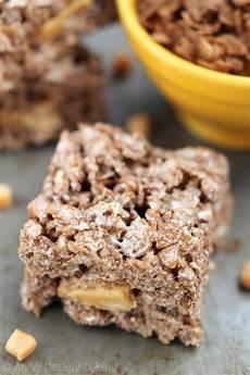 chocolate cereal treats s healthy baking