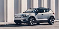 volvo xc40 recharge volvo s fully electric car