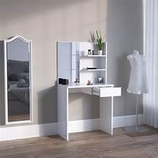 meuble coiffeuse maquilleuse meuble de maquillage coiffeuse commode de maquillage table de maquillage blanc ebay