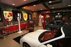 Auto Garage Design by Vault Designed And Furnished Garage In Minnesota Appears