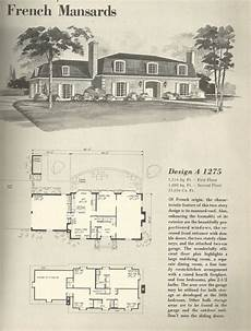 mansard house plans vintage house plans french mansards 1 with images