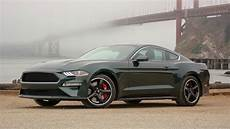 2019 ford mustang bullitt first king of cool
