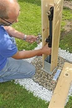 wasserzapfstelle garten bauen bauanleitung bauanleitung f 252 r holzterrasse unterkonstruktion verlegen