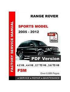 chilton car manuals free download 2005 land rover lr3 engine control car truck service repair manuals ebay