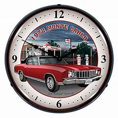 collectable sign and clock gmre1005248 14 1972 monte carlo