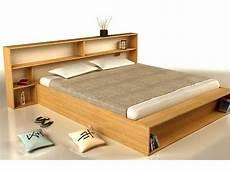 testiera futon letto matrimoniale in legno con testiera contenitore slim