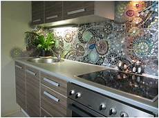 Kitchen Backsplash Budget by 16 Inexpensive Easy Diy Backsplash Ideas To Beautify