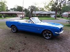 1965 MUSTANG CONVERTIBLE 289 5 SPEED AC/PS/PDISC 1966 1967