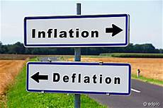 inflation und deflation potential for deflation is becoming a big threat for 2015