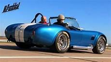 shelby cobra 427 test driving 575 hp 1965 shelby cobra 427 sc csx4891