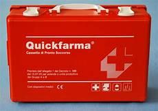 cassetta di pronto soccorso normativa taumediplast s r l prodotto quickfarma cassetta
