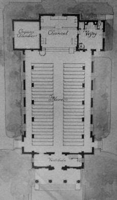 catholic or episcopal church floor plan ceremony up ideas church architecture church