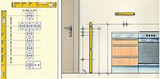 steckdosen bohren abstand stabila 16135 vodov 225 ha 43cm pro elektrik 225 ře značkovac 237