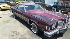 how it works cars 1975 pontiac grand prix electronic toll collection 1975 pontiac grand prix quot lj 455 quot last year for the big block 455 very rare car