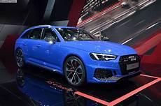 Audi Iaa 2017 - iaa 2017 weltpremiere des audi rs 4 avant mit v6 biturbo