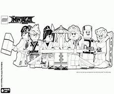 the lego coloring pages printable