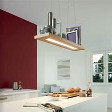Luminaire Suspension Cuisine Led Le Tondela L80 Cm Bois