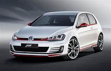 Volkswagen Cars News Abt Tuned Mk7 Vw Golf Gti