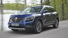 renault koleos 2018 2018 renault koleos review top gear