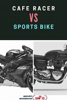 Cafe Racer Vs Sportbike Handling caf 233 racer vs sportbike what s the difference sport