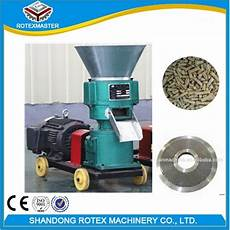 2016 best selling small capacity animal feed pellet making machine with electric motor in