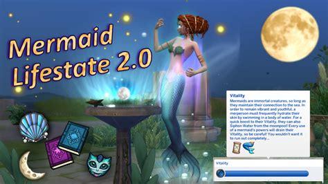 Mermaid Powers Sims 4