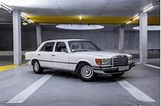 Mercedes W 116 350 Sel Mercedes En