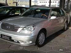 auto air conditioning service 2003 lexus ls electronic valve timing 2003 lexus ls 430 president line car photo and specs