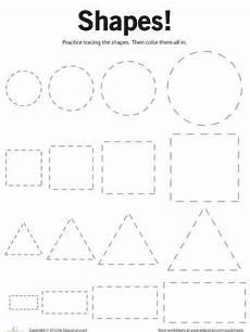 basic shapes worksheets for nursery 1051 8 basic skills worksheets shapes worksheets preschool worksheets preschool math
